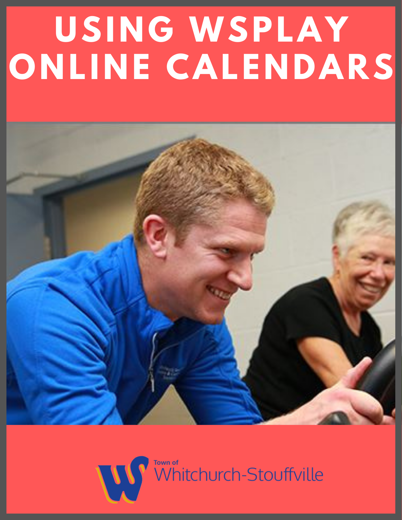 Using WSPlay Online Calendars