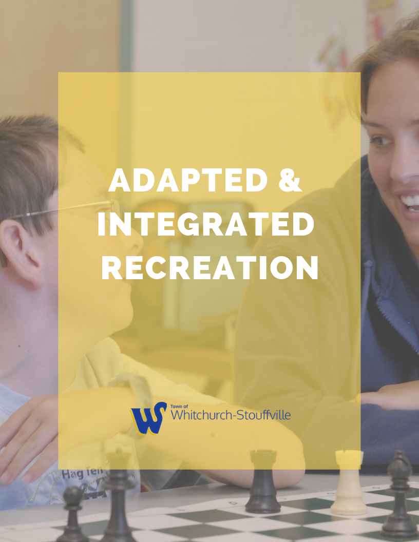 Adapted and Integrated Programs