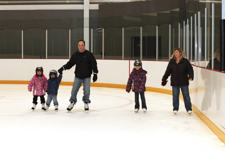 Family Skate at Stouville Arena