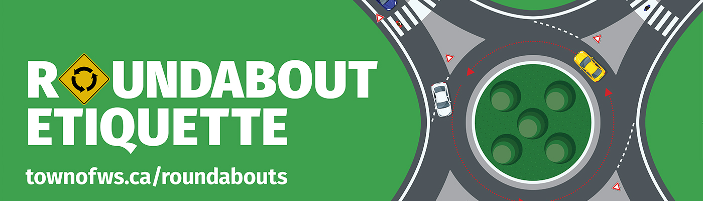 Roundabout Etiquette - How to drive around a roundabout