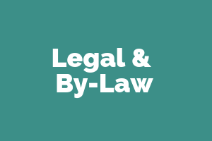 Legal and By-Law